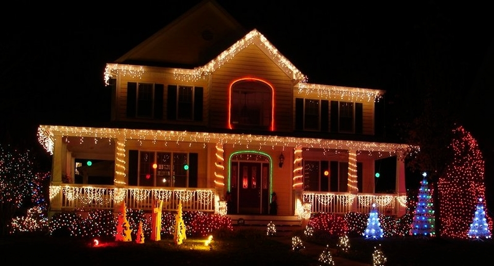 Exterior Lighting Ideas For Christmas