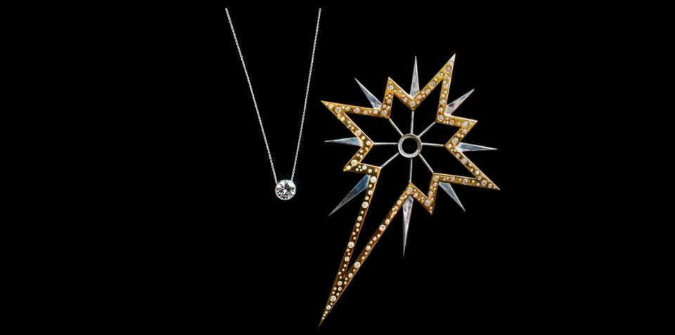 worlds most expensive christma star by 77Diamonds_1