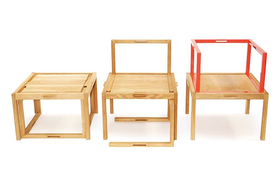 Modular Furniture by JiaHao LIAO