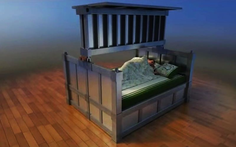 4 earthquake-proof beds help you survive when earth shakes