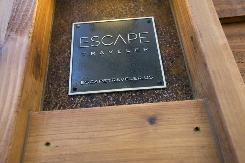 Escape Traveler is portable large family abode