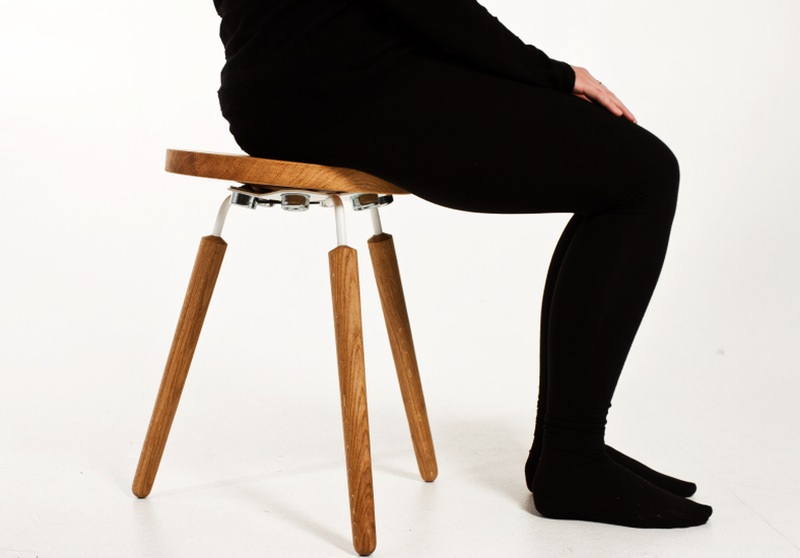 Float Sustainable Stool