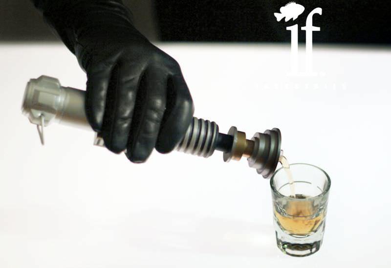 Lightsaber flask