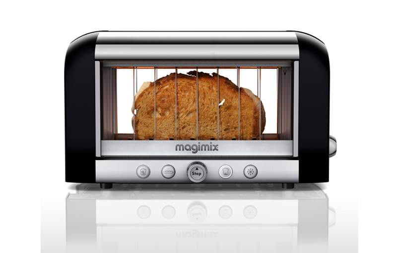 Magimix vision glass toaster