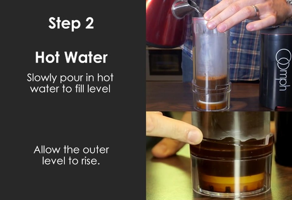 Oomph Coffee Maker