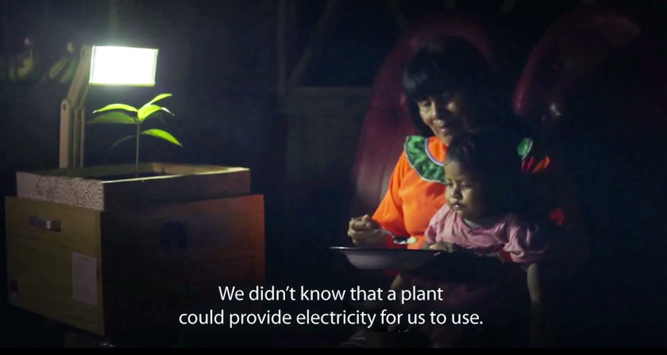 Plant Lamp by UTEC