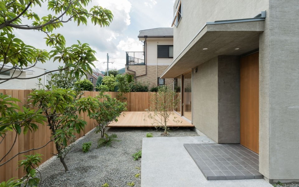 Relation by Tsubasa Iwahashi Architects