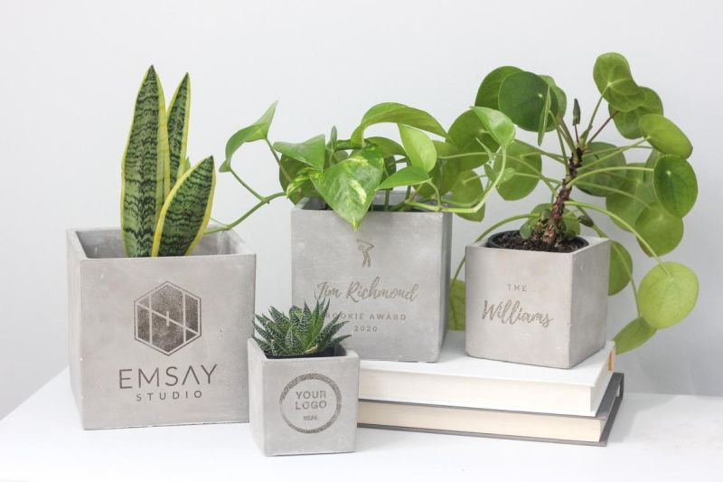 concrete accessories to gift on Christmas ideas
