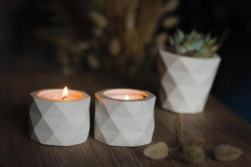 concrete accessories to gift on Christmas