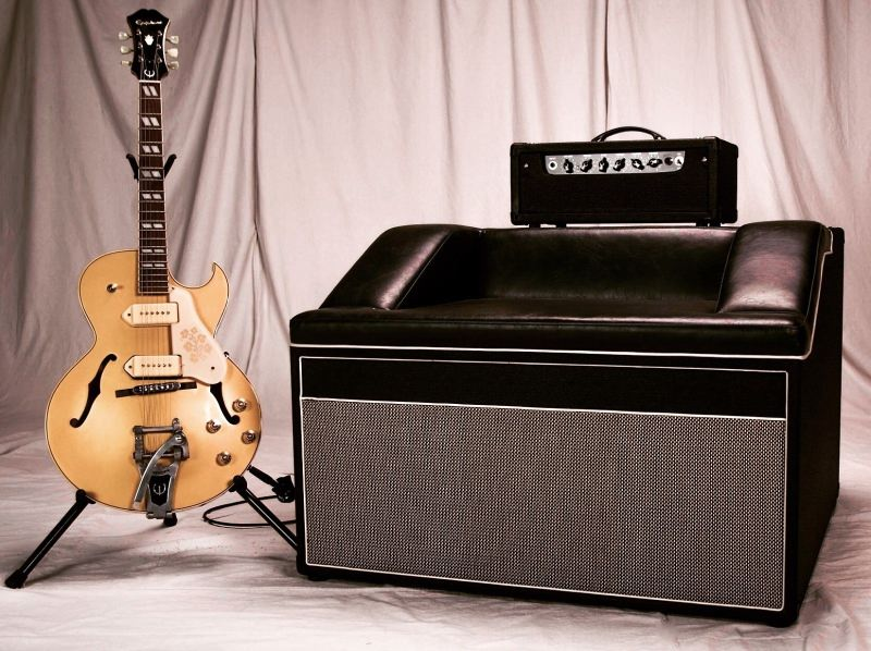 American Rock Room unveils furniture amps for music lovers