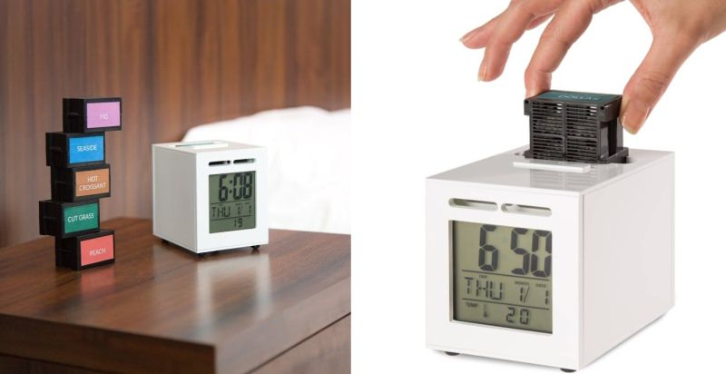 CES 2016 SensorWake alarm clock