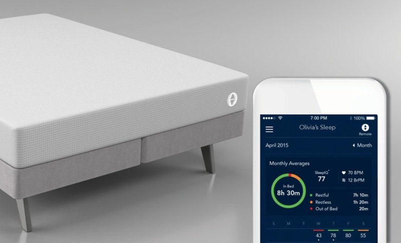 CES 2016 Sleep Number 'It Bed' offers suggestions for better sleep