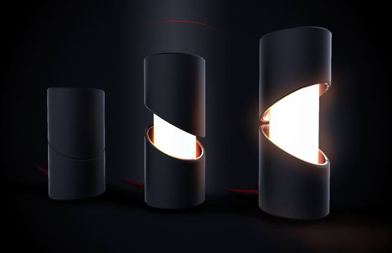 Duality Lamp by HJC Design