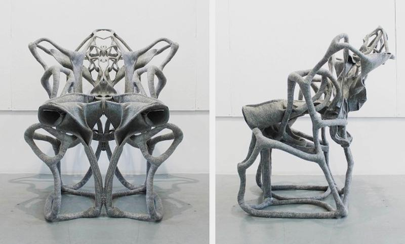FaBRICK Chair