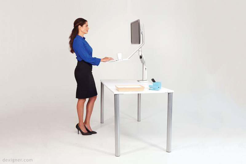 Humanscale QuickStand Lite