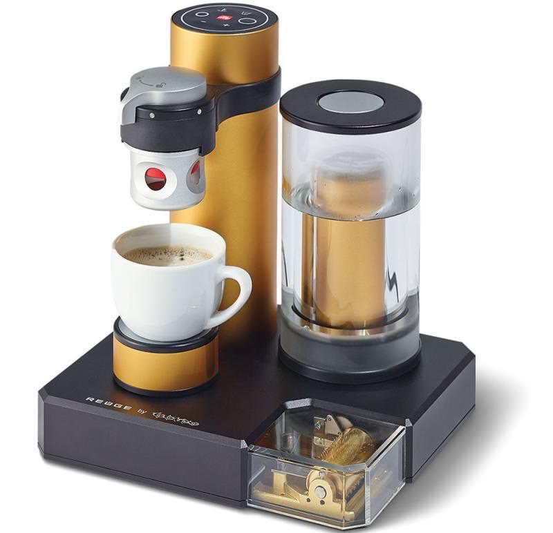 Music Box Espresso Machine