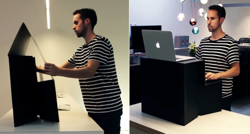 Oristand Sit-Stand Desk