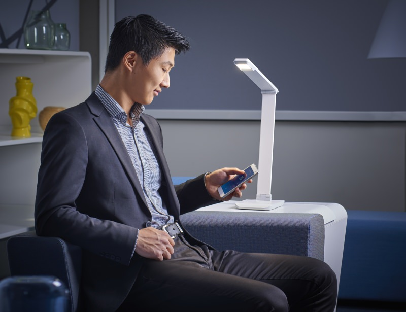 Philips and Xiaomi Units to Create EyeCare Connected Desk Lamp