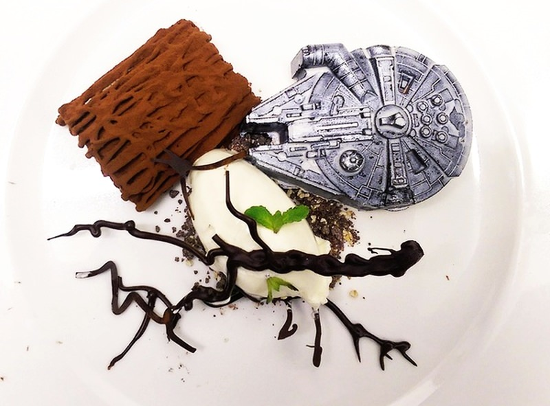 Star Wars Confections by Andy Kelly