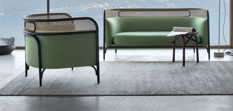 Targa Sofa by GamFratesi