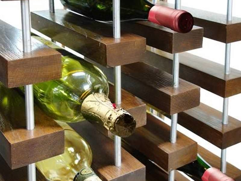 Vinotemp Zero-G Suspended Wine Bottle System