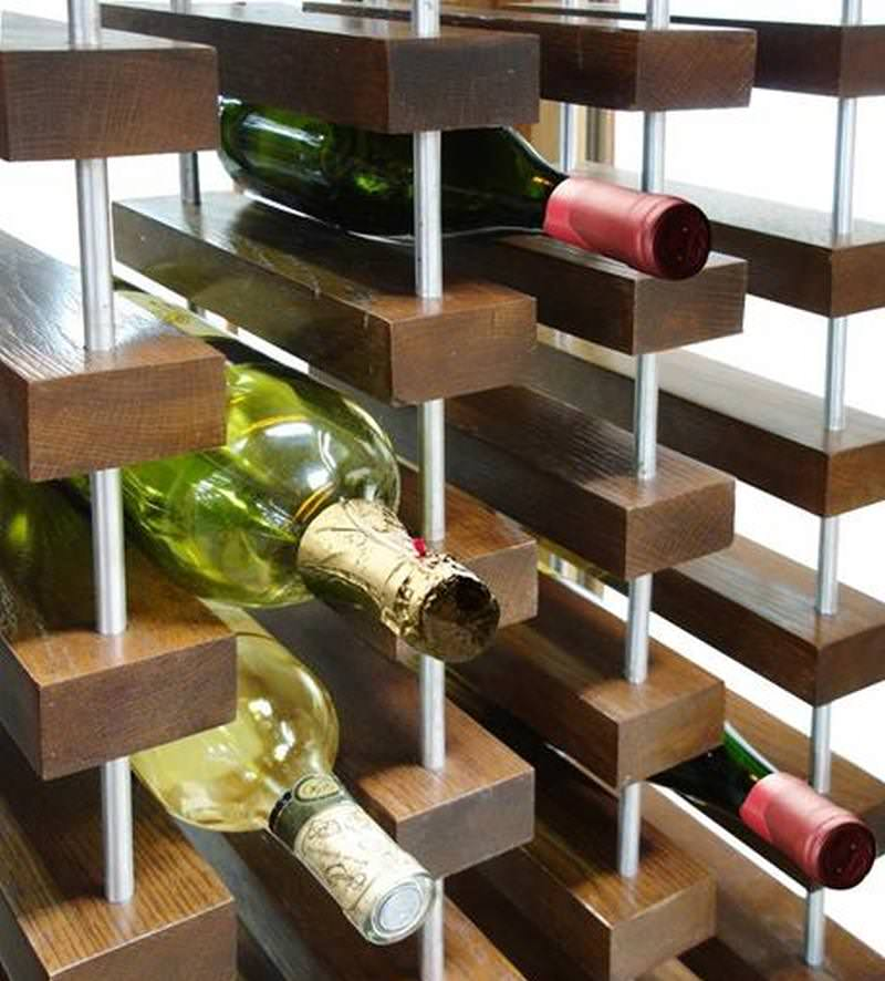 Vinotemp Zero-G Suspended Wine Bottle System