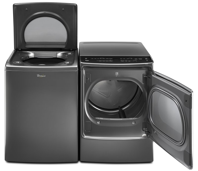 Whirlpool's new super-sized top load washer to debut at CES 2016