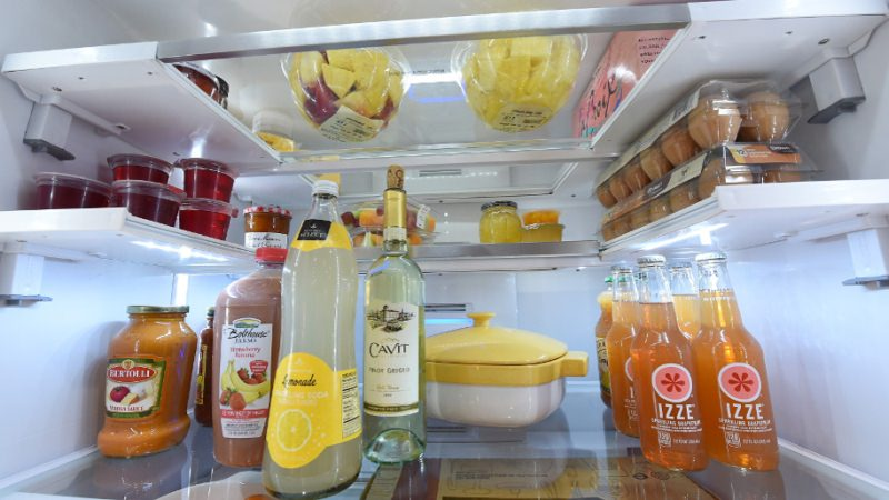 Whirlpool French Door Smart Refrigerator