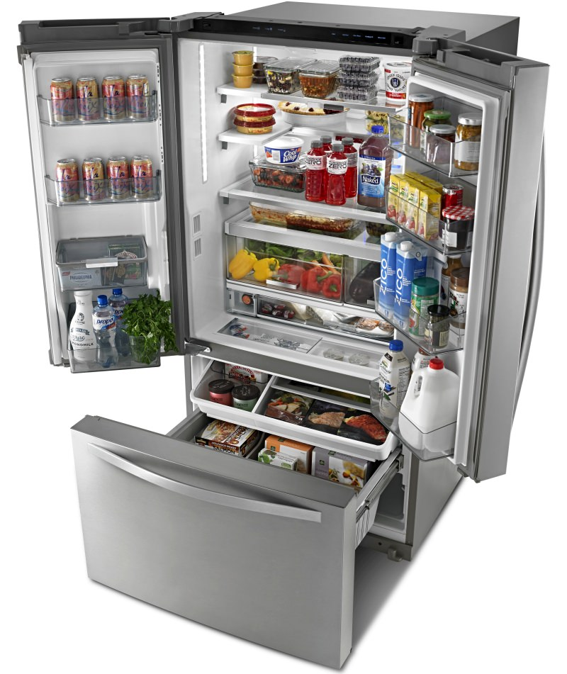 Whirlpool smart fridge