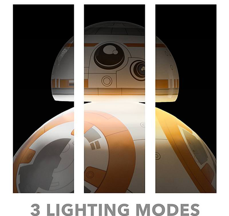BB-8 Floor Lamp