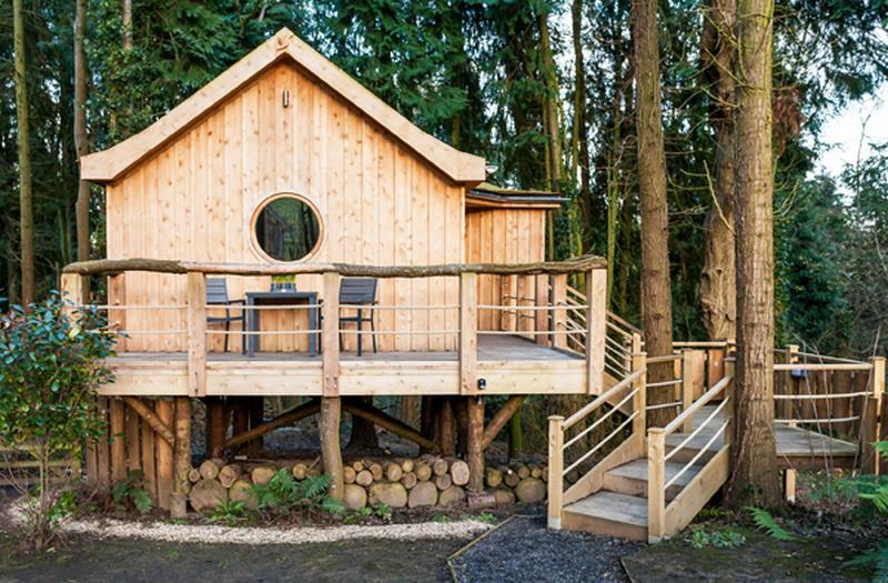 Birdhouse Retreat
