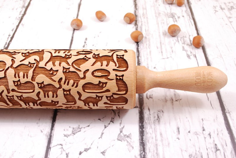 Mood for Wood Rolling Pins