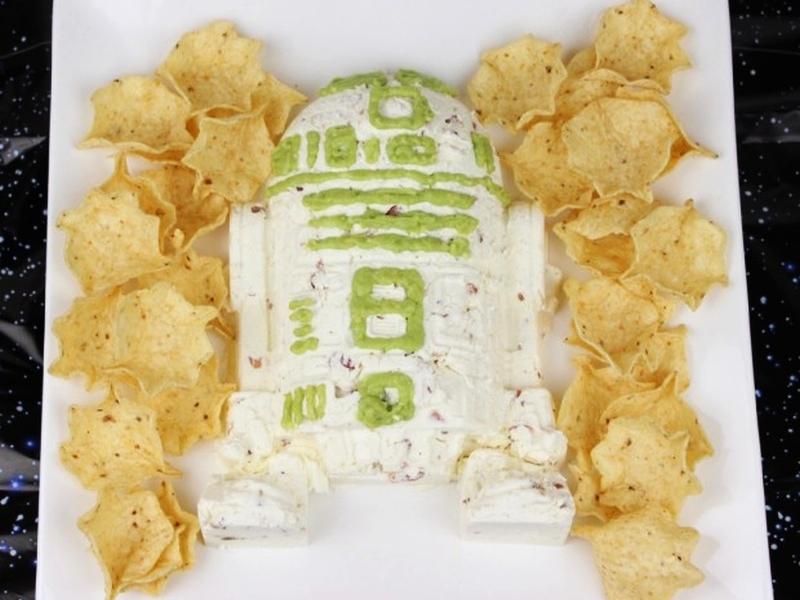 R2-A6 Garlic Bacon Dip