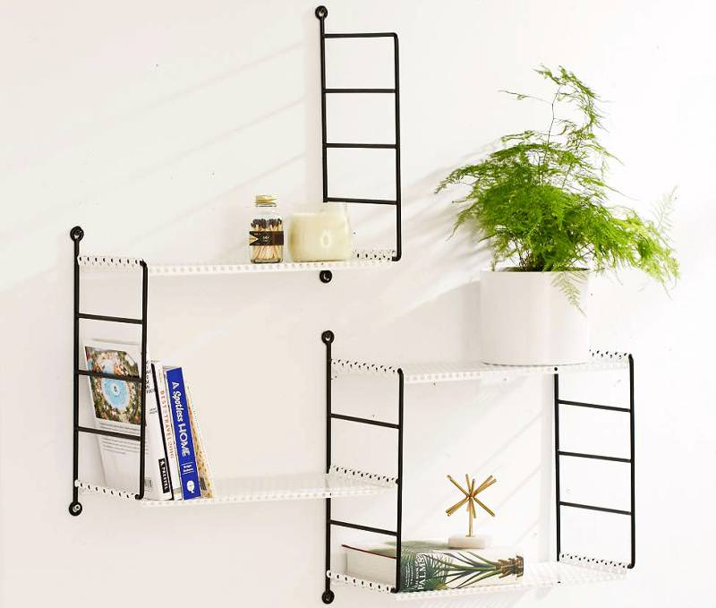 Adjustable Perforated Shelf