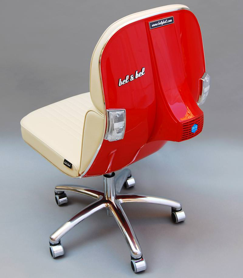Bel & Bel Scooter Chair