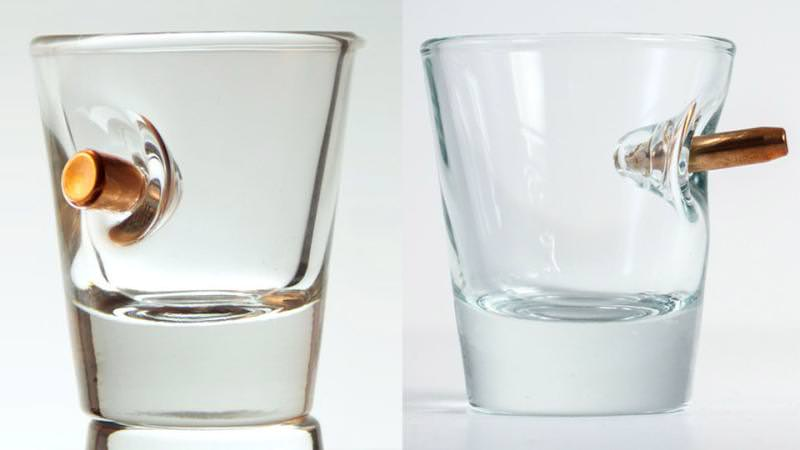 BenShot bulletproof glasses