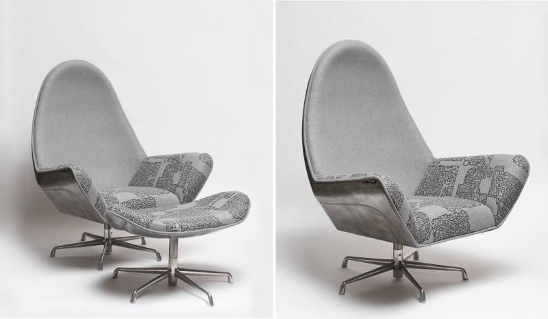 Bettle Club Chair