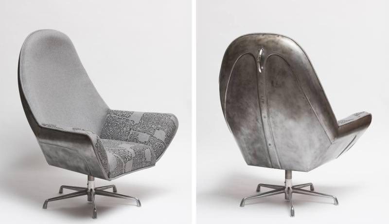 Beetle Club Chair