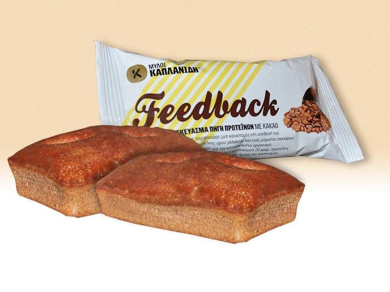 Feedback Bread-cake
