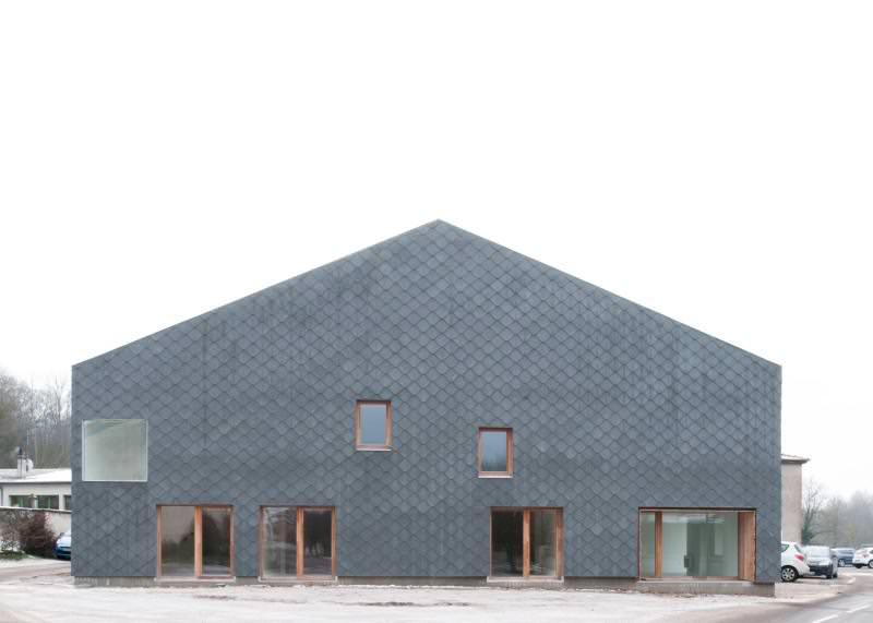 French barn