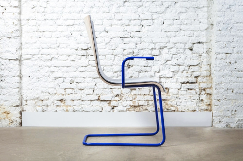 MOOV Chair by Nathalie Teugels