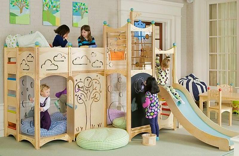 Playbeds by Cedarworks