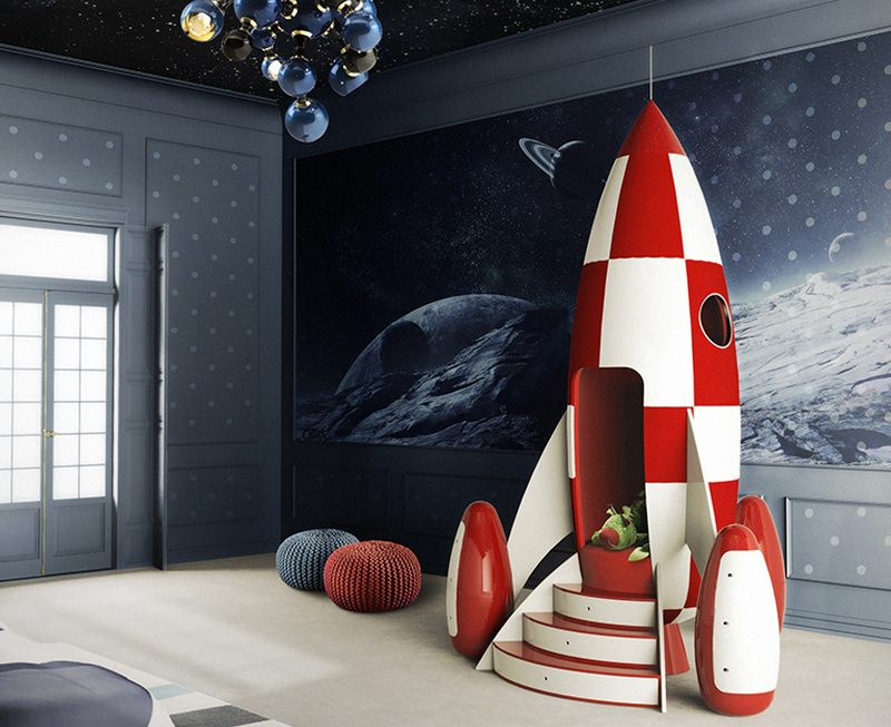 Rocky Rocket Armchair by Circu