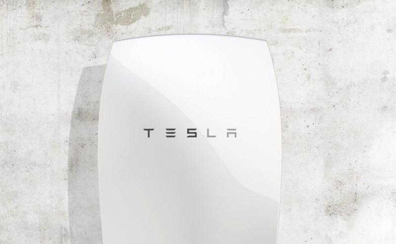 Tesla 10-kWh Powerwall
