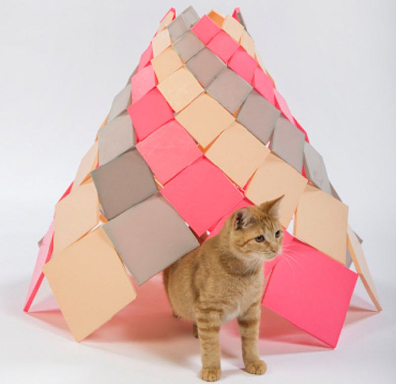 Cat Shelters for charity