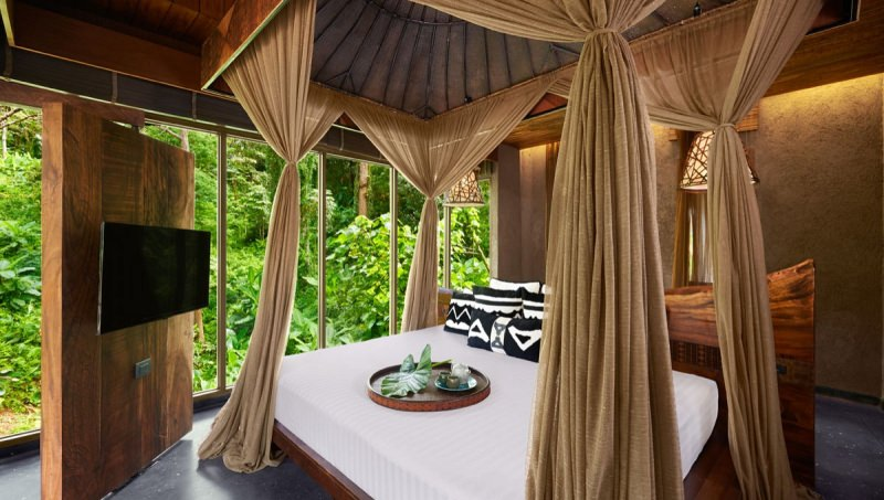 Clay Pool Cottages from Keemala Resort
