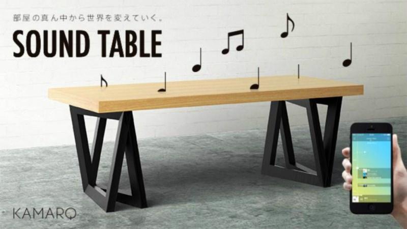 Kamarq Sound Table