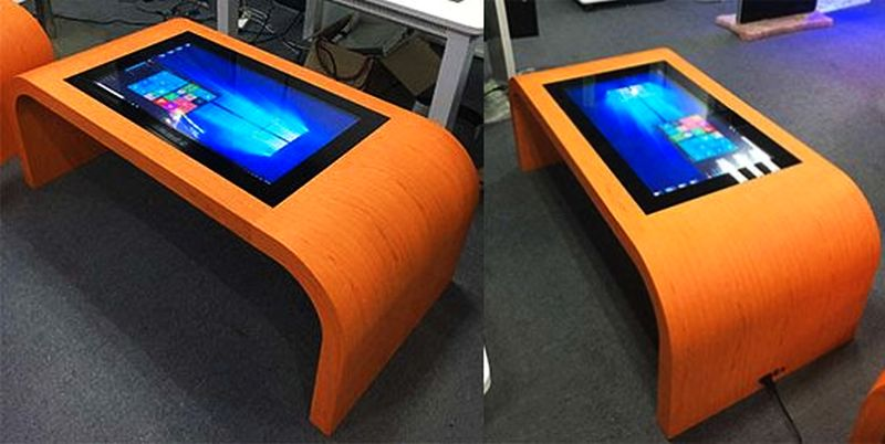 Marvel's 32-inch touchscreen table