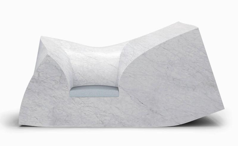 Paul Cocksedge's Compression Sofa for Moooi