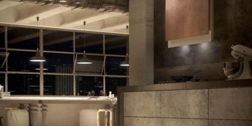 Talika Kitchen Hood by Faber